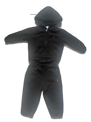 £20 • Buy Ralph Lauren Black Tracksuit 12 Months Offers Welcome