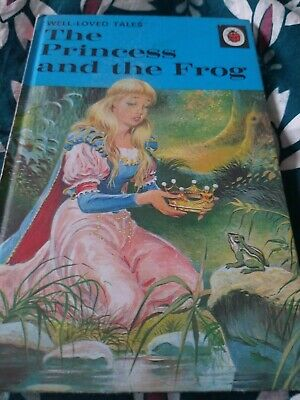Vintage Ladybird The Princess And The Frog • 1.50£