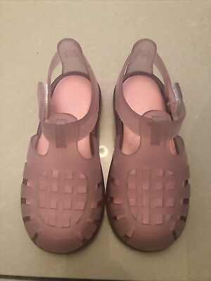 Igor Girls Pink Jelly Sandals Size 8.5 Infant  • 5£