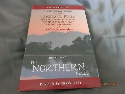 Wainwright Pictorial Guide To The Lakeland Fells - The Northern Fells • 5.99£