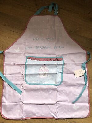 Ladies Country Kitchen Apron New With Tags Adjustable Pocket Mothers Day • 0.99£