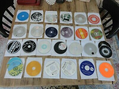 $ CDN5.42 • Buy CD Lot Of 24 Titles (27 CDs) - No Cases - Wilco / The Smiths / Blur & More..