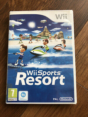Wii Sports Resort Game • 9.50£