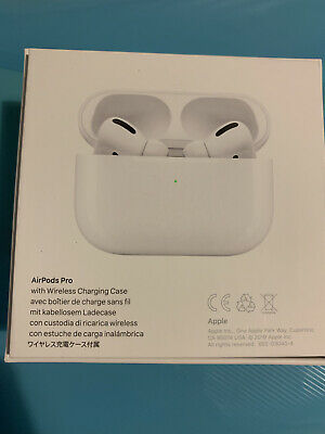 $ CDN99.12 • Buy Apple AirPods Pro Wireless In-Ear Headphones With Charging Case - White...