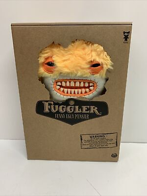 $ CDN24.73 • Buy Spin Master Fuggler Awkward Bear Orange/Yellow NIB