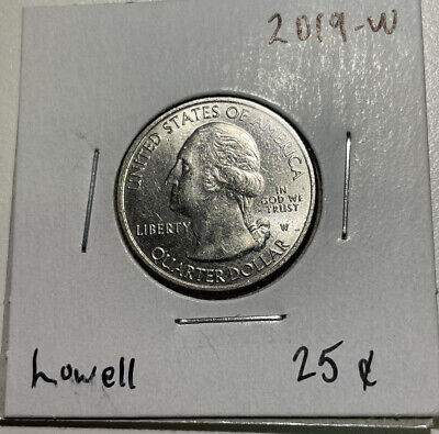 $ CDN8.89 • Buy 2019 W Lowell 25c The First West Point Quarter