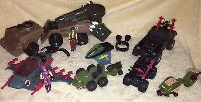 $ CDN250 • Buy Vintage GI JOE Figurines Figures Vehicles Jeep  Cobra Sea Ray Sea Slug Mean Dog
