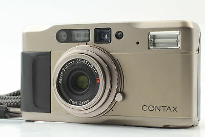 $ CDN389.82 • Buy [MINT] Contax TVS Point & Shoot 35mm Film Camera From JAPAN