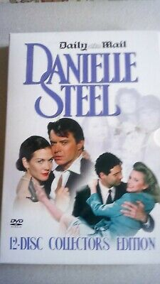 Daily Mail Danielle Steel Dvd Collection • 9.99£