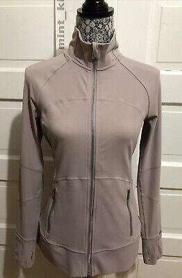 $ CDN110.15 • Buy LULULEMON Contour Jacket Size 10 Smoky Blush Nulu $118