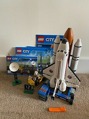 Lego City Space Shuttle 60080, Complete Without Box • 25£