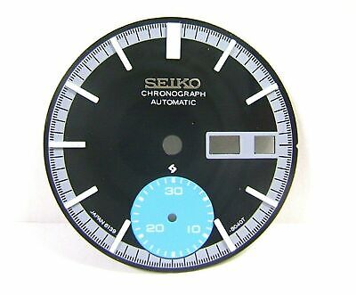 $ CDN22.82 • Buy New Aftermarket Replacement Dial For 6139-8020 / 8021 Automatic Chronograph