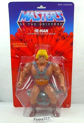 $395 • Buy MOTU, Giant He-Man, Figure, Masters Of The Universe, MOC, 12 , Sealed, Carded