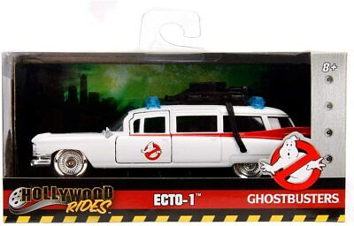 Jada 253232000 Ghostbusters Car ECTO-1 Metal 1:32 Collection - IN STOCK - QUICK! • 19.99£