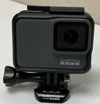 AU127.87 • Buy GoPro HERO 7 Silver Action Camcorder 4K Ultra HD Camera Touch Screen