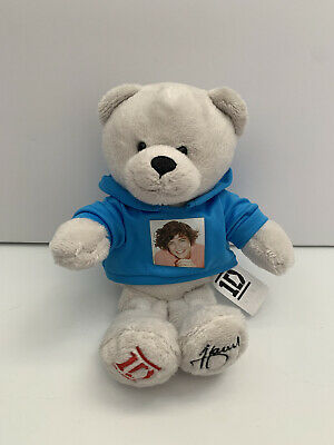 £164.56 • Buy 2012 One Direction 1D I-Star Teddy Bear In Hoodie Harry Styles Collectible