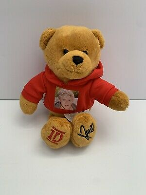 £146.27 • Buy 2012 One Direction 1D I-Star Teddy Bear In Hoodie Niall Horan Collectible