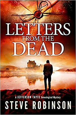 Letters From The Dead: 7 (Jefferson Tayte Genealogical Mys... Paperback Book New • 6.73£