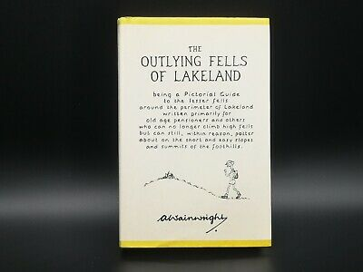 Wainwright Pictorial Guide To The Outlying Lakeland Fells  • 9.30£