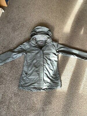 Peter Storm Hiking/walking Waterproof Jacket Women's Grey Size 10 • 25£