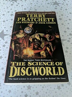 The Science Of Discworld By Jack S. Cohen, Ian Stewart, Terry Pratchett (Paperb… • 2.50£