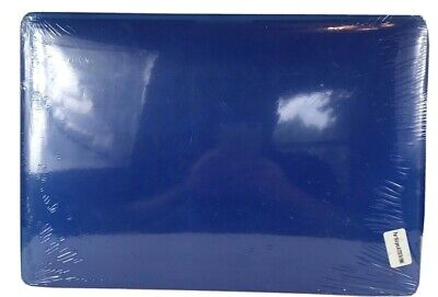 $3.99 • Buy Apple MacBook Pro 15.4 A1707/A1990 Rubberized Hard Case  Royal Blue With White