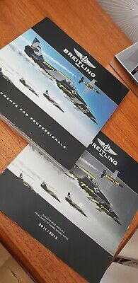 £10 • Buy Breitling Catalogue 2011-2012 & Price List