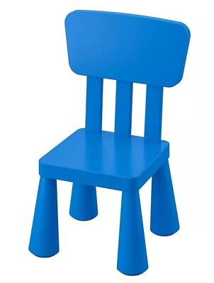 Mammut Kids Children's Chairs,Stools,Tables Plastic Furniture For Indoor/Outdoor • 17.93£