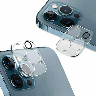 £2.99 • Buy 9H Camera Lens For IPhone 12, 11 Pro MAX Case Protector Tempered Glass Cover