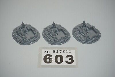 £12.75 • Buy Games Workshop Mighty Empires Board Game OOP Cities Town Marker X 3 - LOT 603