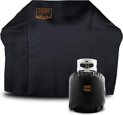 $ CDN64.54 • Buy 52  Grill Cover Waterproof Protective Cover For Weber 200/300 Genesis Silver A/B