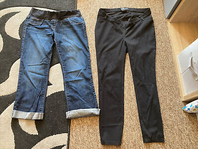 Maternity Jeans Bundle From Next Size 12 • 1.40£