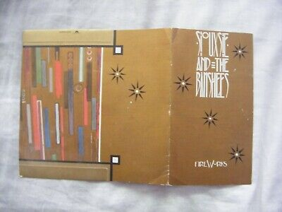 Siouxsie And The Banshees - Fireworks Gatefold Sleeve Vinyl 7  Single Tb1  • 6.99£