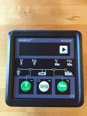 £70 • Buy Automatic Transfer Switch Ats Controller