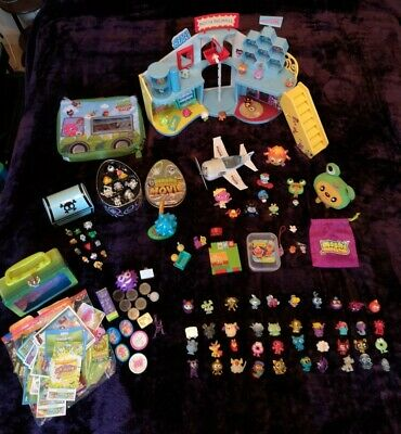 £20 • Buy Moshi Monsters Bundle Includes MOSHING MALL, THE MOVIE COLLECTORS TIN, SOFT TOY