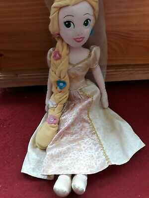 Disney Store Exclusive Princess Wedding Rapunzel Soft Plush Doll Toy Teddy  • 3.70£