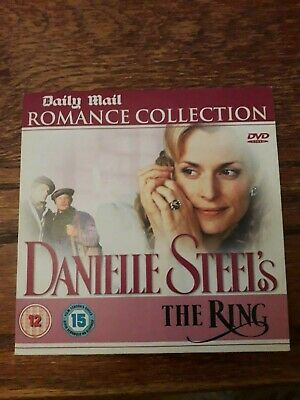 Danielle Steel's The Ring Daily Mail Romance Collection DVD • 2.99£