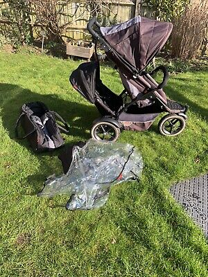 £75 • Buy Phil And Teds Explorer Pushchair With Extras