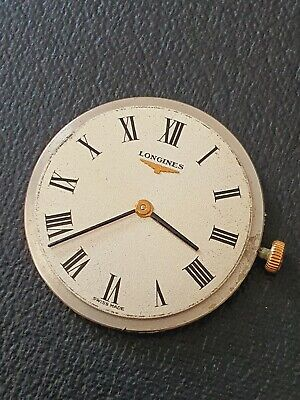 $ CDN2.28 • Buy Vintage Longines 428 Gents Watch Movement, With Dial . Working