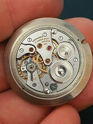 $ CDN41.11 • Buy Vintage Longines 23Z Gents Watch Movement, With Dial . Working