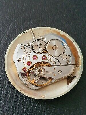 $ CDN16.14 • Buy Vintage Longines 370 Gents Watch Movement, With Dial . Working