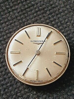 $ CDN18.27 • Buy Vintage Longines 460 Watch Movement, With Dial,  Working