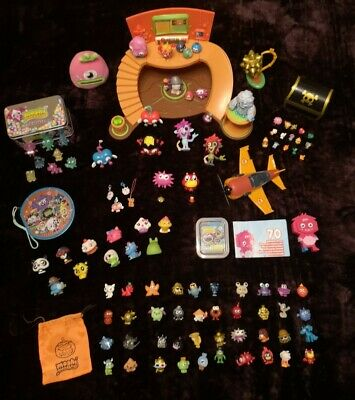 £20 • Buy Moshi Monsters Bundle Includes SUPER MOSHI HQ, SOFT TOY FISHLIPS, LIMITED...