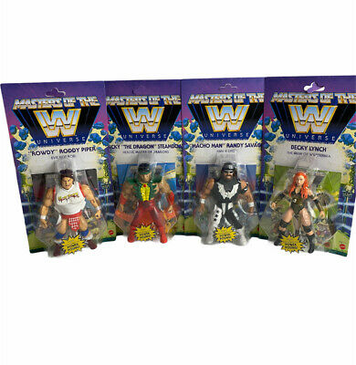 $129.99 • Buy Wwe Wave 5 Masters Of The Universe Figures Complete Set Of 4
