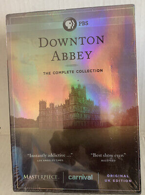 Downtown Abbey The Complete Collection • 31.48£