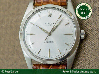 $ CDN3825.68 • Buy Rolex Oyster Ref.6424 Vintage Rare Cal.1210 Manual Winding Mens Watch Auth Works