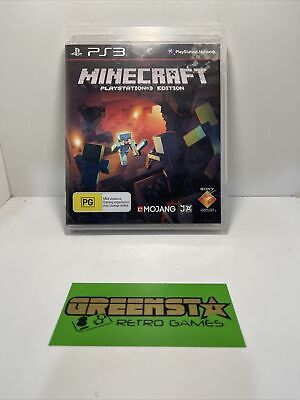 AU27.99 • Buy Minecraft PS3 🇦🇺Seller Free And Fast Postage