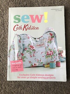 £5 • Buy Cath Kidston Sewing Book