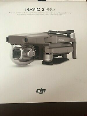 AU1623.47 • Buy DJI Mavic 2 Pro Drone With Smart Controller. Never Removed From Packaging