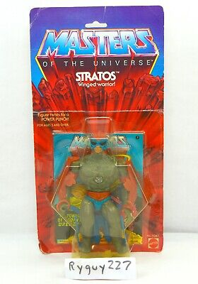 $995 • Buy MOTU, Stratos, 8-back, Masters Of The Universe, MOC, Sealed Figure, He-Man